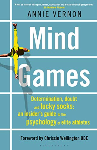 Mind Games by Annie Vernon