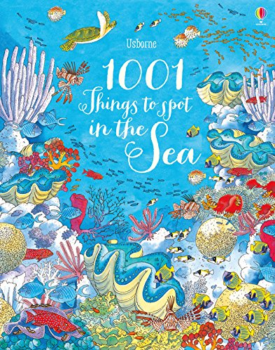 1001 things to spot in the sea / Katie Daynes and Susanna Davidson ; illustrated by Teri Gower.