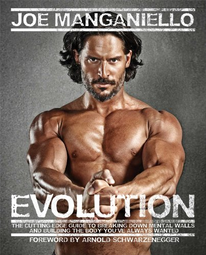 Evolution: The Cutting Edge Guide to Breaking Down Mental... Book Cover Picture