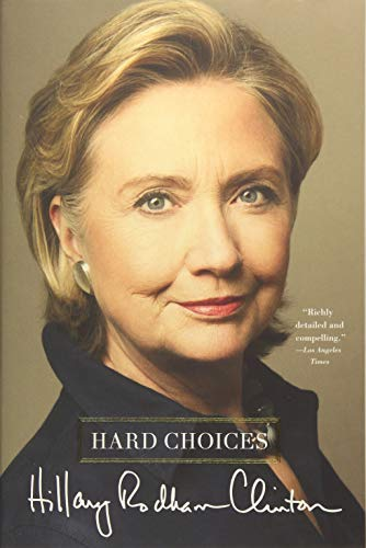 Hard Choices Book Cover Picture