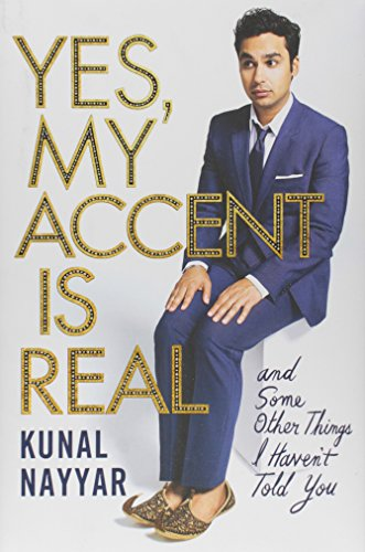 PDF Yes My Accent Is Real And Some Other Things I Haven t Told You