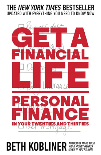 Get a Financial Life Book Cover Picture