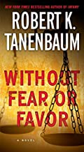 Without Fear or Favor by Robert K. Tanenbaum