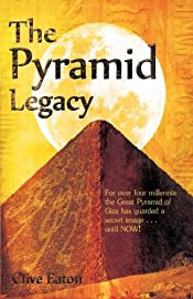 The Pyramid Legacy by Clive Eaton