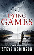 Dying Games by Steve Robinson