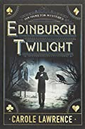 Edinburgh Twilight by Carole Lawrence