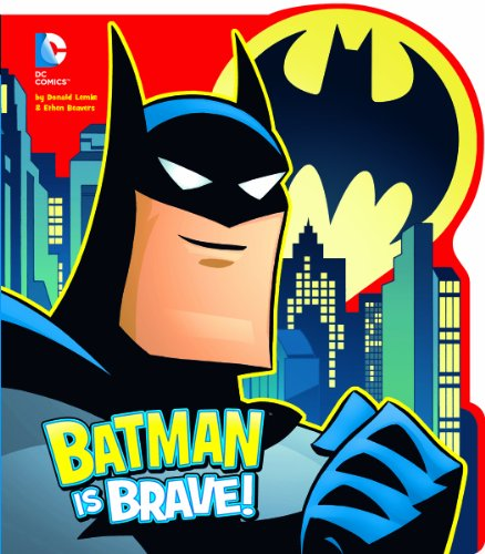 Batman Is Brave! cover