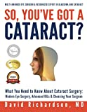 So You've Got Cataract