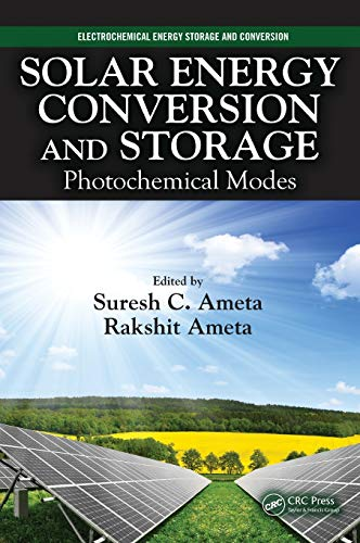 SOLAR ENERGY CONVERSION AND STORAGE PHOTOCHEMICAL MODES (HB 2016)
