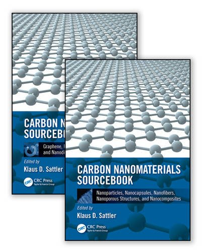 CARBON NANOMATERIALS SOURCEBOOK 2 VOL SET (HB 2016)