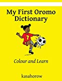 Colour and Learn Oromoo
