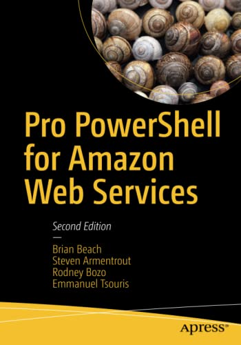 Pro PowerShell for Amazon Web Services, 2nd Edition