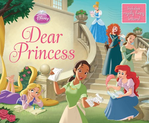 Dear Princess cover