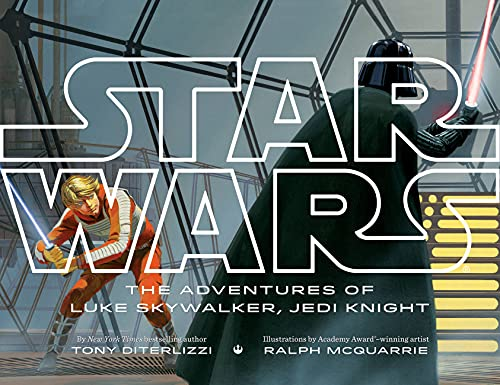 VIDEO: How Tony DiTerlizzi Incorporated Ralph McQuarrie