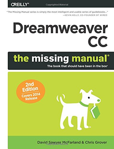 Dreamweaver CC: The Missing Manual: Covers 2014 release - David Sawyer McFarland, Chris Grover