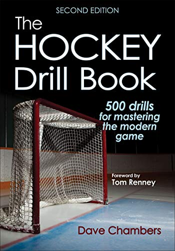 Hockey Drill Book 2nd Edition, The - Dave Chambers