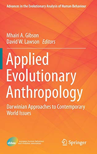APPLIED EVOLUTIONARY ANTHROPOLOGY (HB)