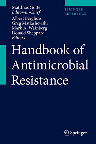 HANDBOOK OF ANTIMICROBIAL RESISTANCE (HB)