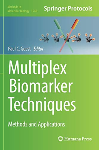 PDF Multiplex Biomarker Techniques Methods and Applications Methods in Molecular Biology