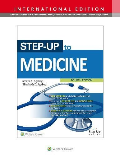 STEP-UP TO MEDICINE, INTERNATIONAL EDITION (STEP-UP SERIES), 4/ED.
