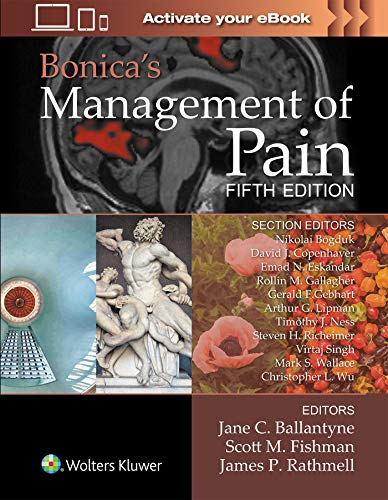 BONICA'S MANAGEMENT OF PAIN, 5/ED.