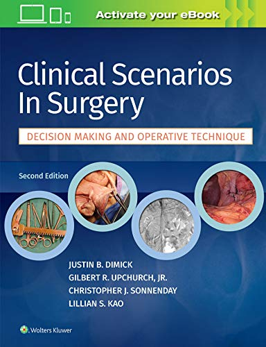 CLINICAL SCENARIOS IN SURGERY, 2/ED.