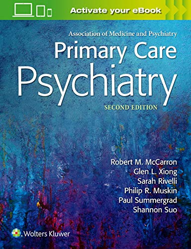 PRIMARY CARE PSYCHIATRY, 2/ED.