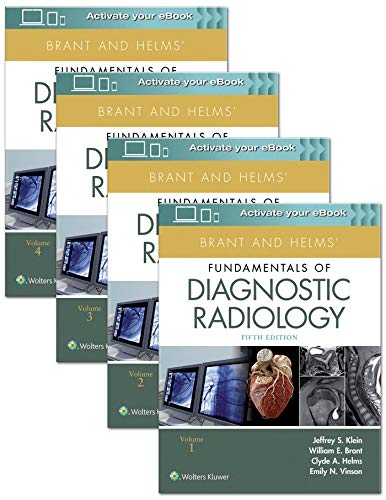 BRANT AND HELMS' FUNDAMENTALS OF DIAGNOSTIC RADIOLOGY, 5/ED.