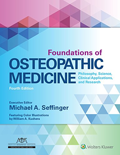 FOUNDATIONS OF OSTEOPATHIC MEDICINE, 4/ED.
