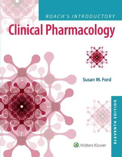 ROACH'S INTRODUCTORY CLINICAL PHARMACOLOGY,11ED (IE)