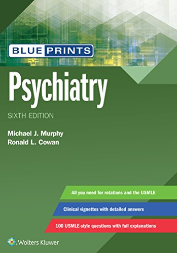 BLUEPRINTS PSYCHIATRY, 6/ED.