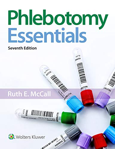 PHLEBOTOMY ESSENTIALS, 7/ED.