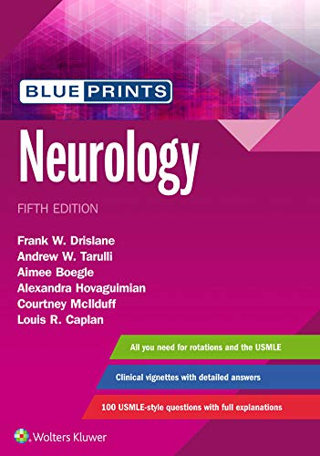 BLUEPRINTS NEUROLOGY (BLUEPRINTS SERIES), 5/ED.