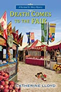 Death Comes to the Fair by Catherine Lloyd