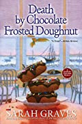 Death by Chocolate Frosted Doughnut by Sarah Graves