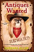 Antiques Wanted by Barbara Allan