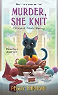 Murder, She Knit by Peggy Ehrhart