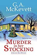 Murder in Her Stocking by G. A. McKevett