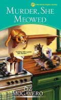 Murder, She Meowed by Liz Mugavero