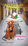 Needled to Death by Annelise Ryan
