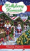 Hollyberry Homicide by Sharon Farrow