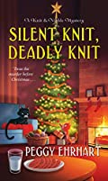 Silent Knit, Deadly Knit by Peggy Ehrhart