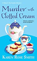 Murder with Clotted Cream by Karen Rose Smith