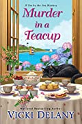 Murder in a Teacup by Vicki Delany