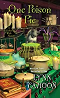 One Poison Pie by Lynn Cahoon