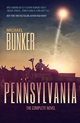 BOOK REVIEW: Pennsylvania by Michael Bunker