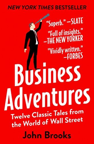 Business Adventures Book Cover Picture