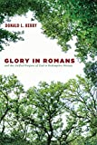 Glory in Romans and the Unified Purpose of God in Redemptive History book cover