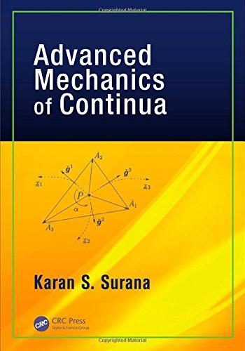 ADVANCED MECHANICS OF CONTINUA (HB)