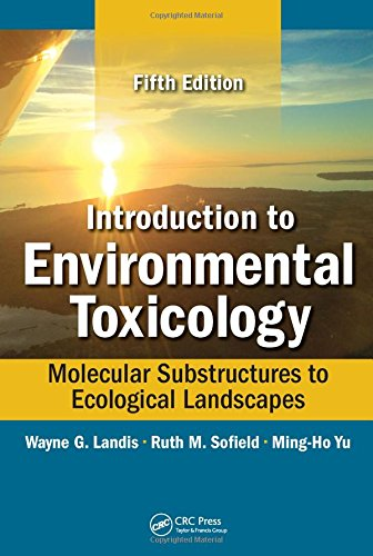 INTRODUCTION TO ENVIRONMENTAL TOXICOLOGY, 5E (HB)
